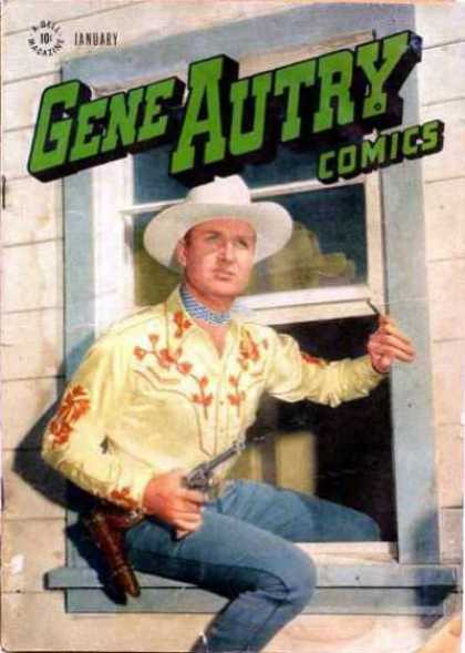Gene Autry Comics 11