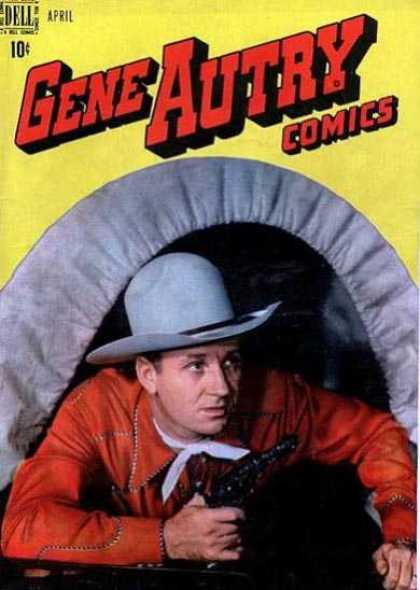 Gene Autry Comics 14
