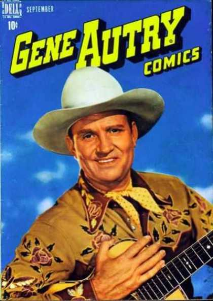 Gene Autry Comics 19