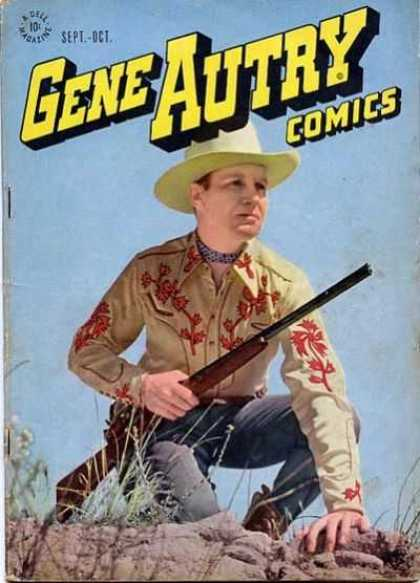Gene Autry Comics 3