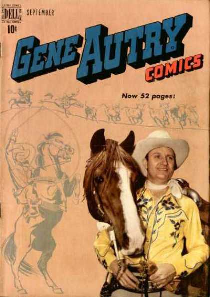 Gene Autry Comics 31