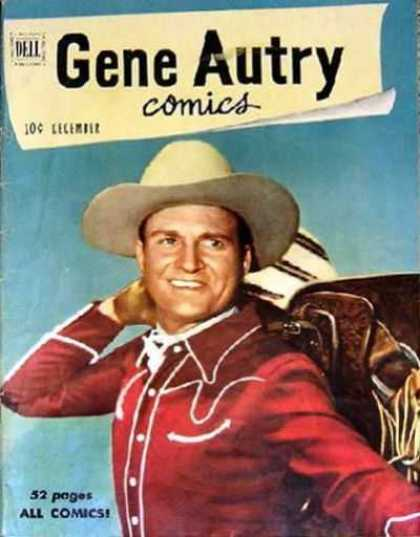Gene Autry Comics 46