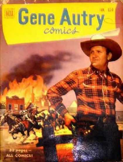 Gene Autry Comics 47