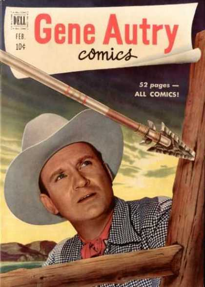 Gene Autry Comics 48