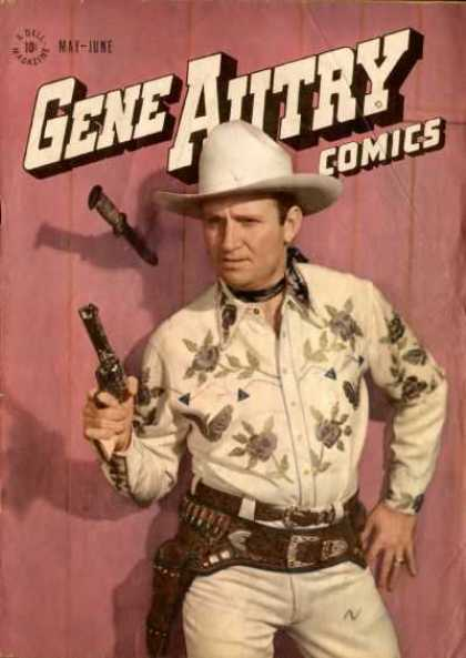 Gene Autry Comics 7