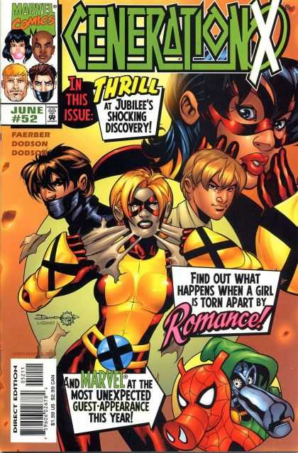 Generation X 52 - Terry Dodson