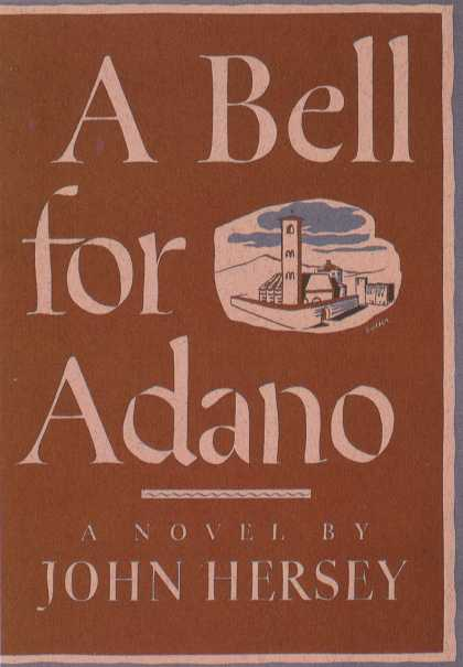 George Salter's Covers - A Bell for Adano