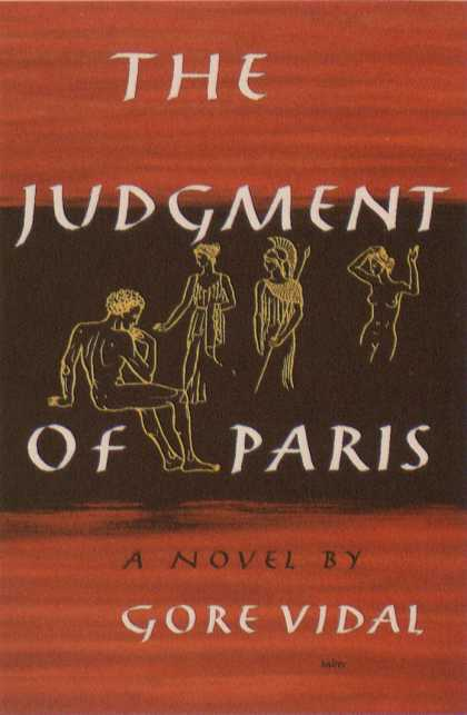 George Salter's Covers - The Judgment of Paris