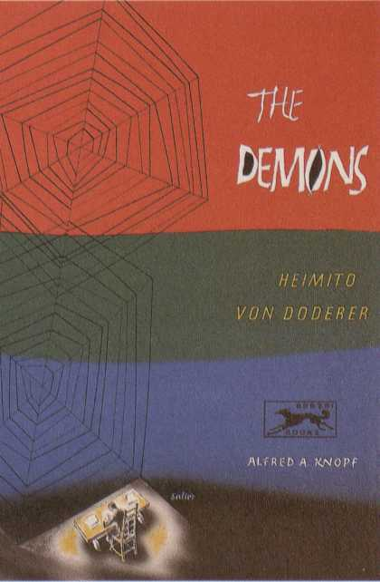 George Salter's Covers - The Demons