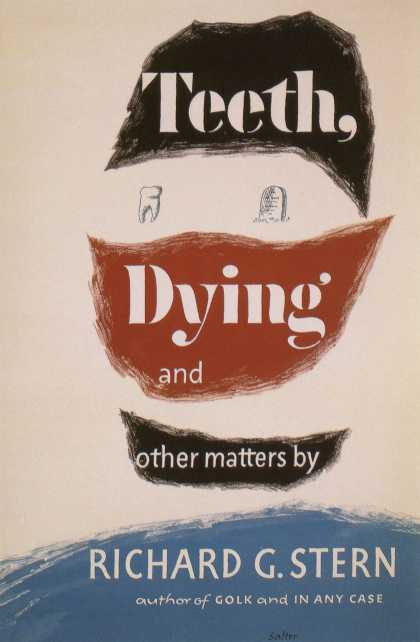 George Salter's Covers - Teeth, Dying and Other Matters