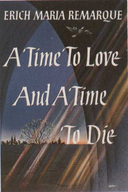George Salter's Covers - A Time to Love and a Time to Die