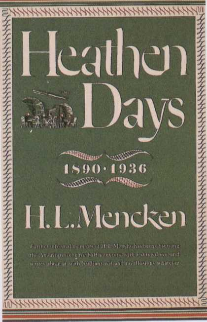 George Salter's Covers - Heathen Days