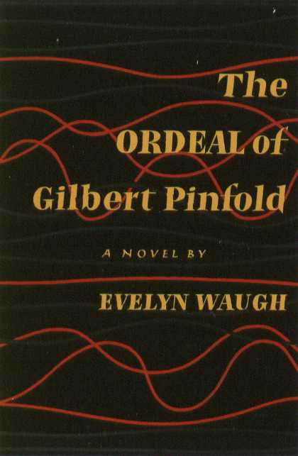 George Salter's Covers - The Ordeal of Gilbert Pinfold