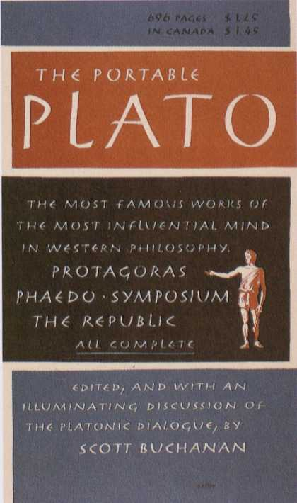 George Salter's Covers - The Portable Plato