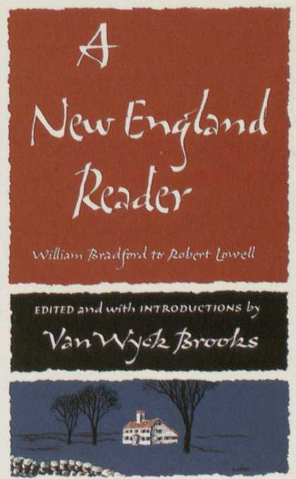 George Salter's Covers - A New England Reader