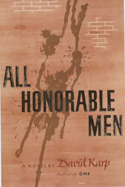 George Salter's Covers - All Honorable Men