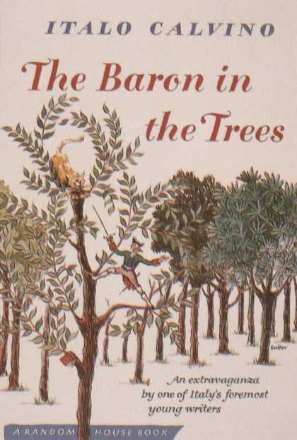 George Salter's Covers - The Baron in the Trees