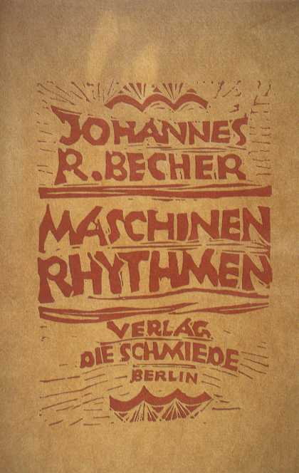 George Salter's Covers - Maschinenrhytmen