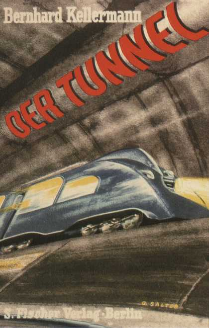 George Salter's Covers - Der Tunnel