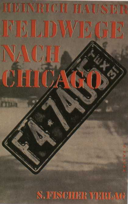 George Salter's Covers - Feldwege nach Chicago