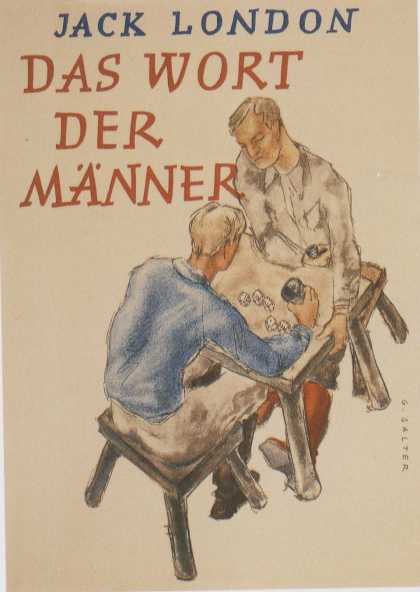 George Salter's Covers - Das Wort der Männer - The Word of Men