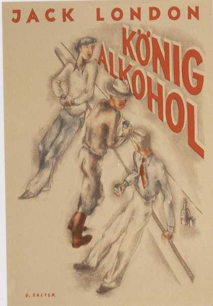 George Salter's Covers - König Alkohol - King Alcohol