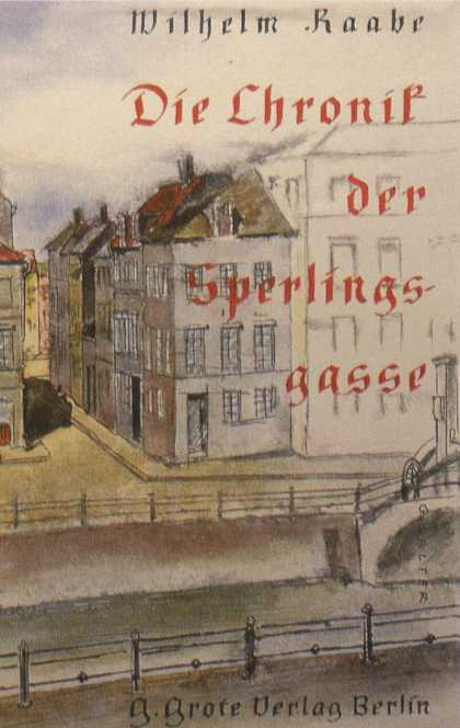 George Salter's Covers - Die Chronik der Sperlingsgasse