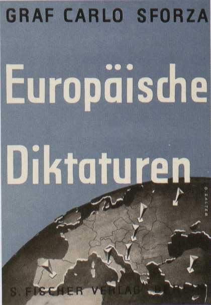 George Salter's Covers - Europaeische Diktaturen