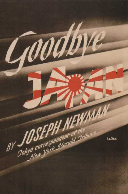 George Salter's Covers - Goodbye Japan