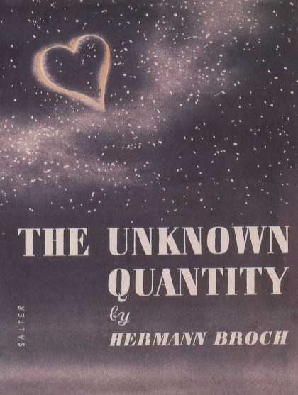 George Salter's Covers - The Unknown Quantity
