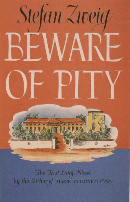 George Salter's Covers - Beware of Pity