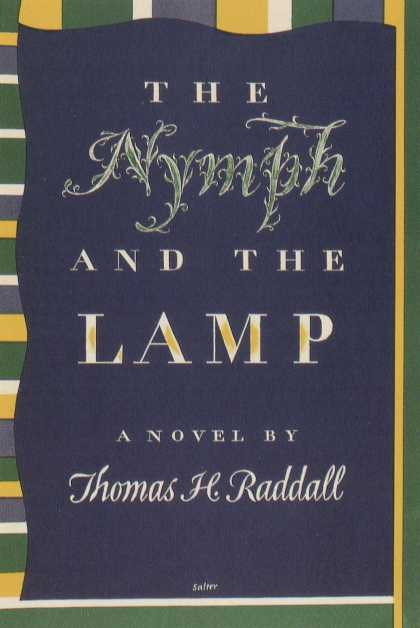 George Salter's Covers - The Nymph and the Lamp