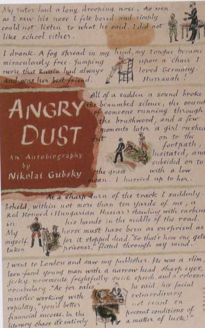 George Salter's Covers - Angry Dust