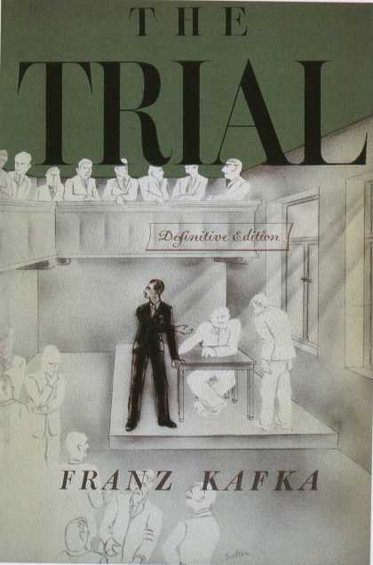 George Salter's Covers - The Trial