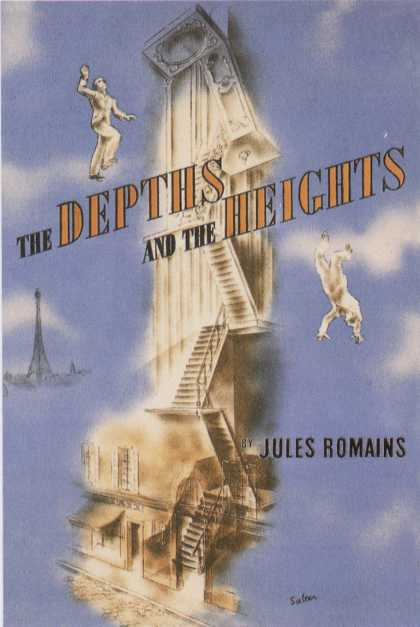 George Salter's Covers - The Depths and the Heights