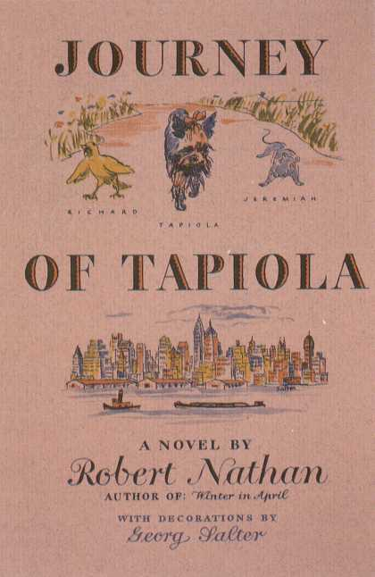 George Salter's Covers - Journey of Tapiola