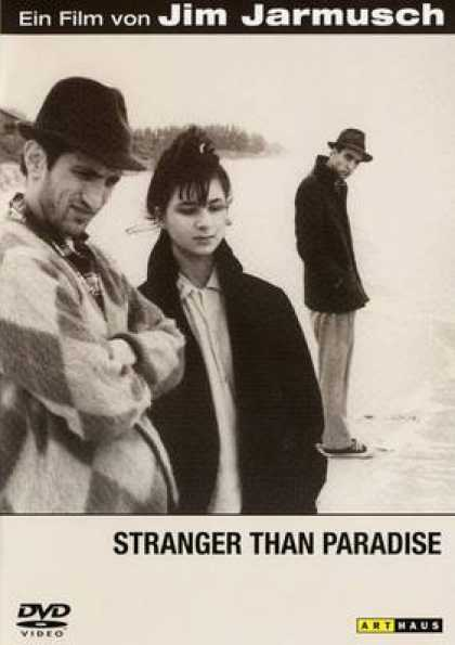 German DVDs - Stranger Than Paradise