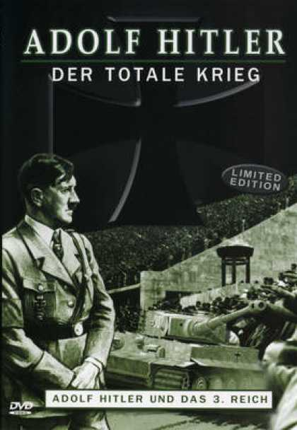 German DVDs - Adolf Hitler The Total War Volume 1