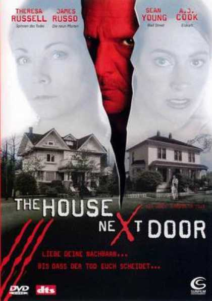 German DVDs - The House Next Door