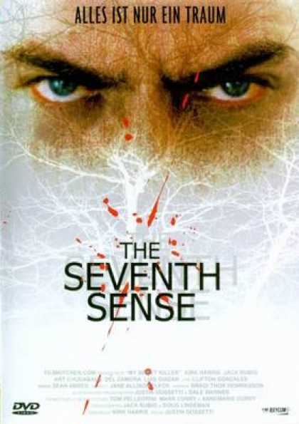 German DVDs - The Seventh Sense