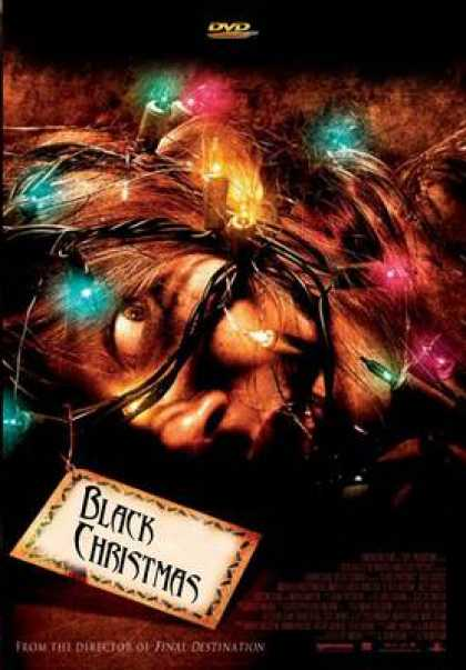 German DVDs - Black Christmas