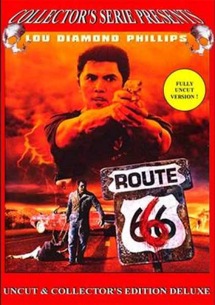 German DVDs - Route 666 (2001) DUTCH GERMAN R2 UNCUT