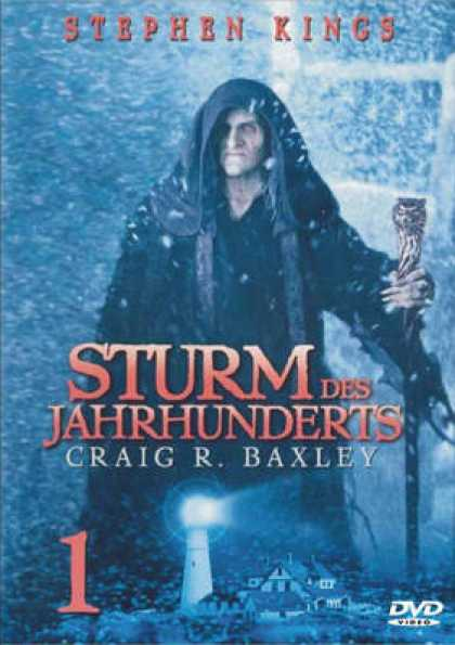 German DVDs - Storm Of The Century