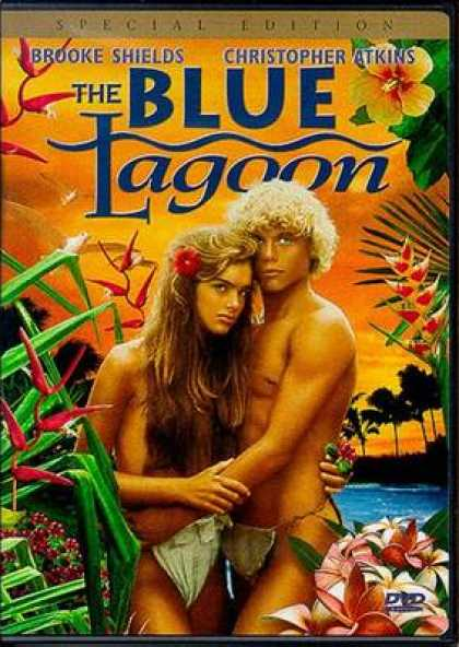 German DVDs - The Blue Lagoon