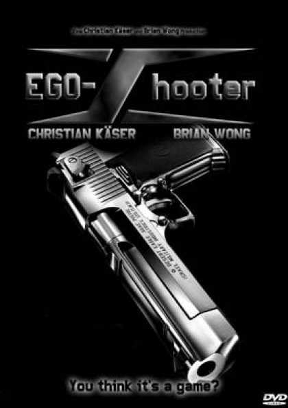 German DVDs - Ego Shooter