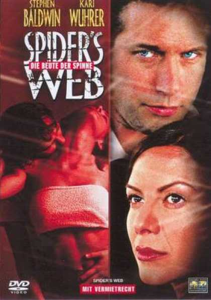 German DVDs - Spiders Web