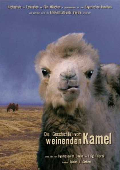 German DVDs - The Story Of The Weeping Camel