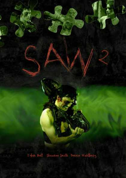 German DVDs - Saw 2