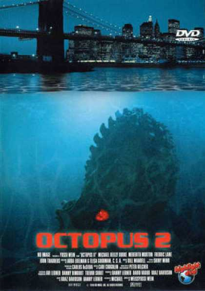 German DVDs - Octopus 2