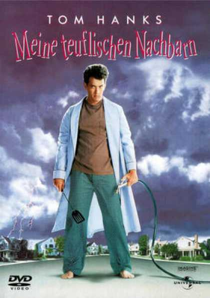 German DVDs - The Burbs